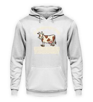 Kuh Rinder Landwirt · Kalte Finger