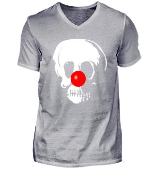 Totenkopf Clown