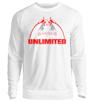 Unlimited Dragon Sweatshirt