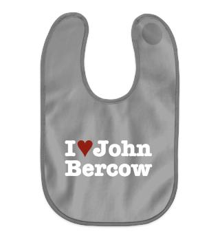 I Love John Bercow