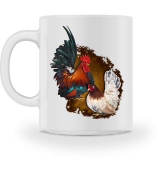 Chabo weizen wheaten becher mug