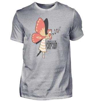 Pumpkin Spice Fairy