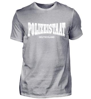 Polizeistaat Deutschland