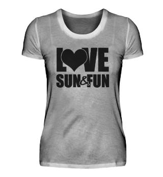 ☛ Love - Sun - Fun #3S