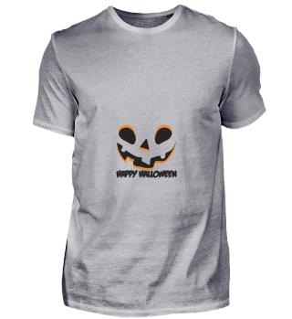 Creepy, Horror Halloween Face