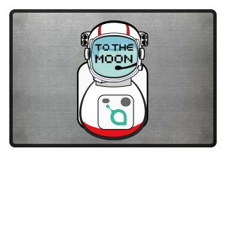 Siacoin Astronaut Tee