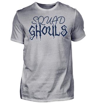 Squad Ghouls - Zombies - Happy Halloween Geschenk - gruselig - Geisterstunde