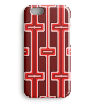 Retro Smartphone Muster 0107