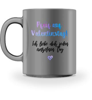 Pfeif auf Valentinstag! - Geschenk