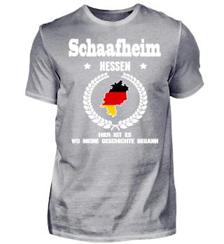 Schaafheim Hessen meine Heimat