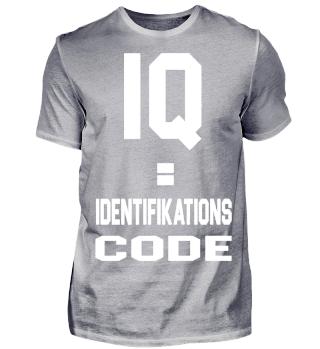 IQ = Identifikations Code