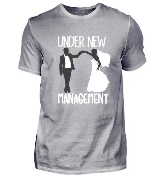 Neues management für braut Bräutigam