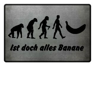 Evolution Of Humans - Banana Ia