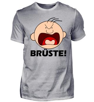 Baby will Brüste