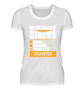 Relationship Status taken by Adjuster