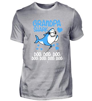 Grandpa Shark Doo Doo Song Geschenk