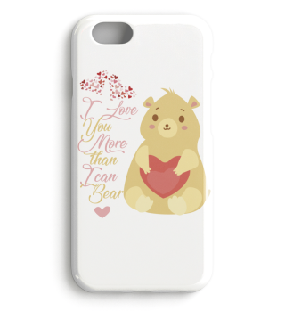 Iphone Case More Than i Can bear