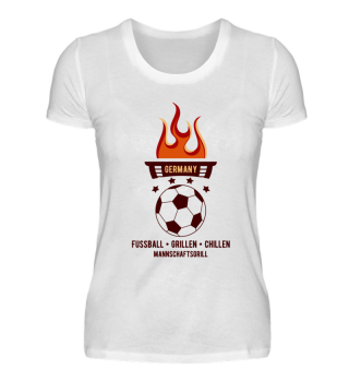 FUSSBALL · GRILLEN · CHILLEN #1.1