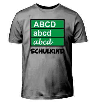 ABC Schulkind