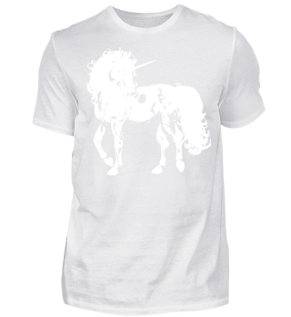 Cute Unicorn T-shirt Gift