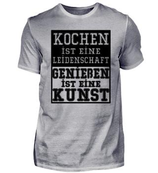 Koch Kochen Grill Grillen BBQ Geschenk