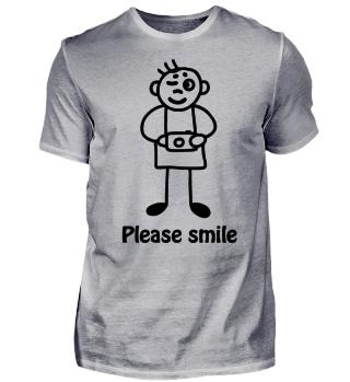 Fotograf Please Smile