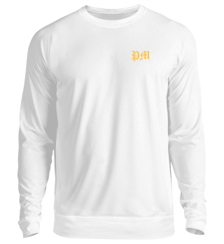 Sweatshirt PM (Perfect Man)