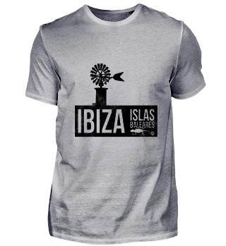 ibiza baleares spain windmühle