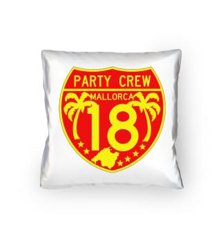 Mallorca Party Crew 18