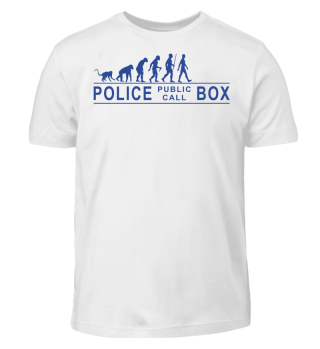 EVOLUTION Of Humans - Police Box II