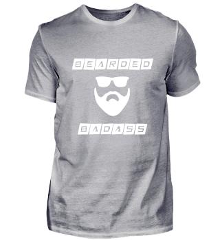 Bearded Badass Bart T-Shirt Shirt