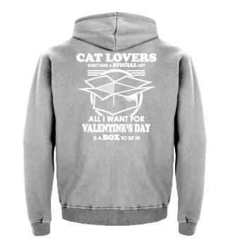Cat Valentine Love Gift Apparel Women
