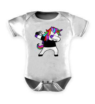 ♥ Dabbing Rainbow Unicorn - Big Spider 1