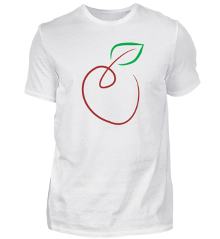 Abstract Apple Design - Gift Idea