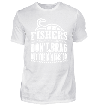 Funny Fishing Shirt Don't Brag