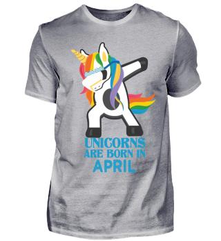 Unicorns Are Born In April