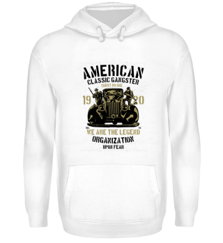 ☛ AMERiCAN CLASSIC GANGSTER #1.2