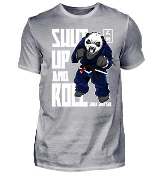 BJJ Panda - BJJ JiuJitsu, MMA Shirt
