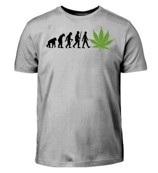 Evolution Of Humans - Marijuana I