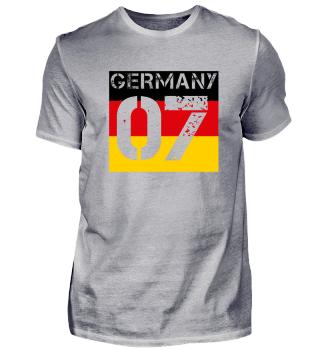 Deutschland fußball malle team wm em meister 07