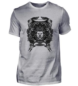 Lion Crest - Löwenmähne