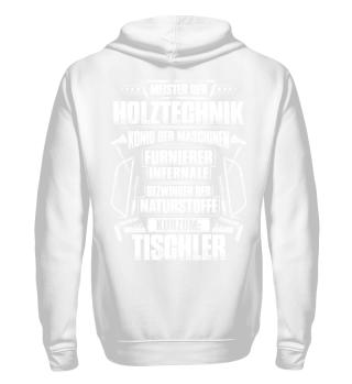 Tischler: Meister der Holztechnik