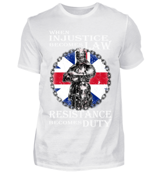 When injustice become law -Great Britain