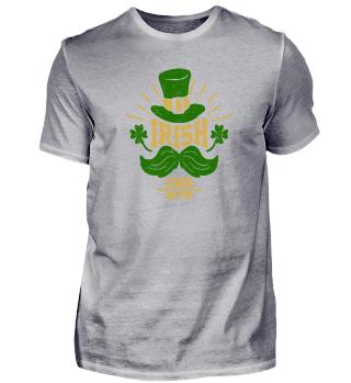 Die Iren Leben besser - Kleeblatt Irland
