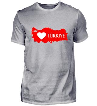 I love Türkiye / Ich Liebe Türkei