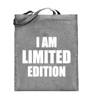 ☛ I AM LIMITED EDITION #1W