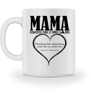♥ MAMA · KOSTENLOSE HILFE... #1ST