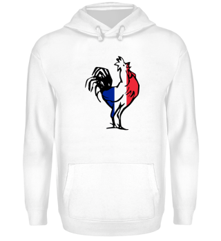 Proud Gallic France rooster as a gift