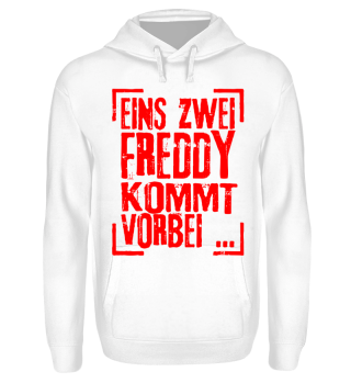 FREDDY Gruppen Shirt - EINS ZWEI