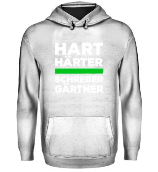 Hart härter Schrebergärtner